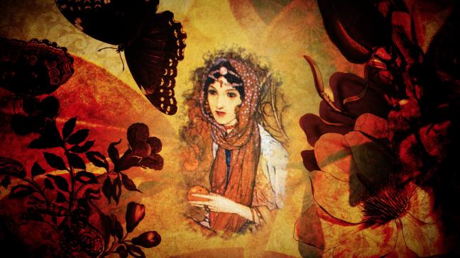 Shéhérazade, mouvement 3, Le Jeune prince et la jeune princesse. ©Claire Willemann.