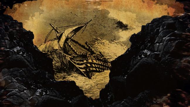 Shéhérazade, mouvement 4, Fête à Bagdad ; La Mer ; Naufrage du bateau sur les rochers. ©Claire Willemann.