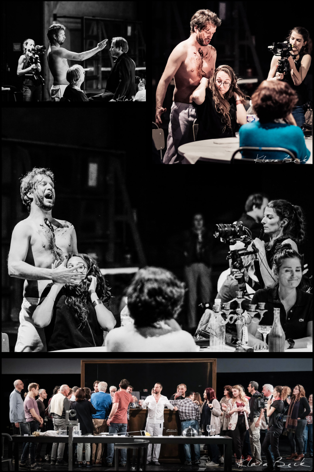 Don Giovanni - Répétitions - Photos © Klara Beck